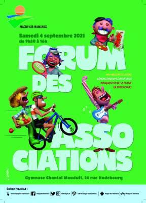 affiche Forum 2021
